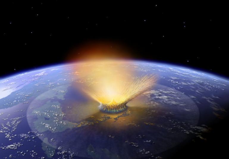 Photo provided by NASA Don Davis